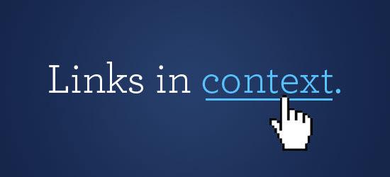 Contextual Links Seo