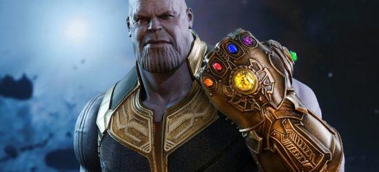 Thanos Snap Effect
